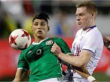 Belgium Vs Mexico Extended Highlights Mexico Vs Iceland Alan Pulido Scores El Tri S Winner Video Si Com