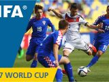 Belgium Vs Mexico U17 Highlights Highlights Croatia V Germany Fifa U17 World Cup Chile 2015 Youtube