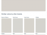 Benjamin Moore Charlotte Slate Canyon Echo Glidden Click the Image to See Similiar Colors by