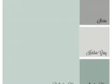 Benjamin Moore Cloudy Sky Color Palette Benjamin Moore Palladian Blue Storm Harboy Gray
