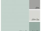 Benjamin Moore Pleasant Valley Paint Color Color Palette Benjamin Moore Palladian Blue Storm Harboy Gray