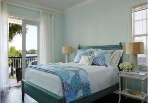 Benjamin Moore Sweet Dreams Florida Beach House with Classic Coastal Interiors Home