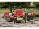 Berkley Jensen Patio Set Berkley Jensen Antigua 4 Piece Wicker Patio Set Outdoor