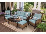 Berkley Jensen Patio Set Berkley Jensen Nantucket 6 Piece Wicker Patio Set Bjs