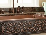 Best Farm Sink for the Money Add A touch Of Natural Beauty to Your Kitchen with This Copper