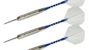Best Flights for Steel Tip Darts Wolftop Steel Tip Darts In A Jar with Aluminum Shafts