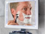 Best Fogless Lighted Shower Mirror the Best Fogless Lighted Mirror by toilettree Products Inc