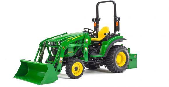 Best Garden Tractor 2019 Compact Utility Tractors 2032r John Deere Us