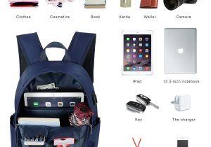 Best Gift Ideas for Teenage Guys 2019 2019 Christmas Gift Cool Travel Waterproof Laptop Backpack Bookbags
