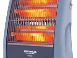Best Indoor Space Heaters for Large Rooms Maharaja Whiteline Quato 800 Watt Quartz Room Heater Buy Maharaja