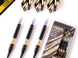 Best Professional soft Tip Darts Cuesoul top Sale 18g 15cm 3pcs Set Cuesoul Darts