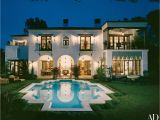 Best Residential Architects In Los Angeles Richard Landry Crafts A Spanish Colonial Style Home In Los Angeles