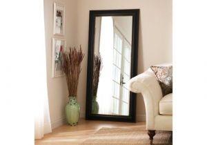 Better Homes and Gardens 27 X 70 Black Leaner Mirror 25 Best Ideas About Leaner Mirror On Pinterest Floor