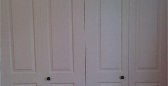 Bifold Closet Door Knob Placement Bifold Door Knob Placement