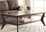 Big Lots Coffee Table and End Tables Espresso Beveled Glass Coffee Table End Table Collection