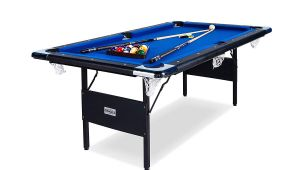 Billiard Table Movers Las Vegas Amazon Com Rack Vega Foldable 6 Foot Billiard Pool Table Includes