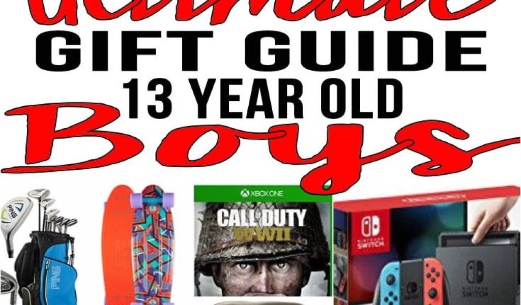 Birthday Gift Ideas For 13 Year Girl Best Gifts For 13 Year Old Boys