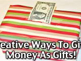 Birthday Gifts for Your 13 Year Old Boyfriend Creative Ways to Give Money as Christmas Gifts Youtube