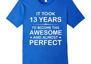 Birthday Gifts Of 13 Year Old Boy Thirteen 13 Year Old 13th Birthday Gift Ideas for Boy Girl Bn