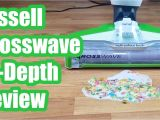 Bissell Crosswave Vs Hoover Floormate Bissell Crosswave Review Test Results 2018 Youtube