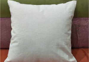 Blank Throw Pillow Covers wholesale Plain White Diy Blank