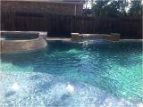 Blue Surf Pebble Sheen Pool Pebble Sheen Colors by Modern Method Gunite Houston