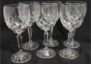 Bohemia Crystal Price List Beautiful Vintage Hand Cut Crystal Cordial Glasses 39 39 astra