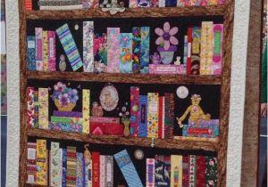 Bookshelf Memory Quilt Pattern Crochet Between Worlds Captain Poprocks Visits the Sydney