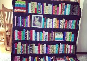 Bookshelf Memory Quilt Pattern the Perfect Keepsake Bookshelf Memory Quilt 24 Blocks