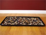 Boot Tray Bed Bath and Beyond Heart Maine Home River Rock Boot Tray