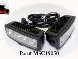 Boss Led Plow Lights Drive with Daylight Quality Brightness Boss Sl3 Headlight Kit