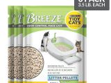 Breeze Cat Litter Box Reviews Amazon Com Purina Tidy Cats Breeze Pellets Refill Cat Litter 6
