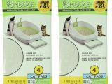 Breeze Litter Box System Reviews Amazon Com Tidy Cats Breeze Litter Pads 16 9 X11 4 2 Pack Of 4