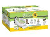 Breeze Odor Control Litter Box Reviews Amazon Com Breeze Cat Litter Box Starter Kit for Multiple Cats Box