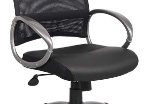 Breuer Chair Replacement Seats Amazon Com Boss Office Products B6406 Mesh Back Task Chair with