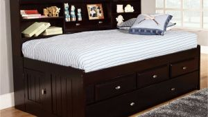 Brimnes Bed Frame with Storage and Headboard Storage Bed Frame Bramblesdinnerhouse