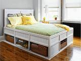Brimnes Bed Frame with Storage Headboard White Storage Bed Frame Bramblesdinnerhouse