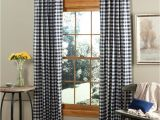 Buffalo Check Curtains Walmart M Style Classic Check Curtain Pair 45 Quot X 84 Quot