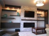 Built In Entertainment Center Plans with Fireplace Custom Modern Wall Unit Made Completely From A Printed Melamine