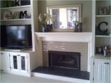 Built In Entertainment Center Plans with Fireplace Fireplace with Built In Bookshelves Custom Trimwork and
