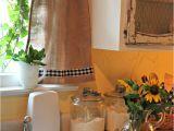 Burlap French Door Curtains Burlap and Gingham Kitchen Curtain for the Home Kitchen Curtains