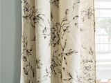 Burlap French Door Curtains the Perfect Farmhouse Floral Curtains My Curtain Hanging Hacks