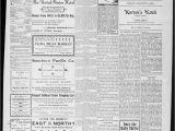 Butcher Shop In Mesa Az the Arizona Sentinel 1901 09 11 the Arizona Sentinel Arizona