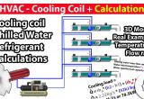 C S Heating and Cooling Hvac Cooling Coil Calculations A A A Youtube