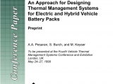 C S Heating and Cooling Pdf Cooling and Preheating Of Batteries In Hybrid Electric Vehicles