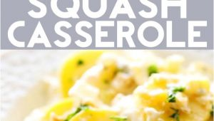 California Blend Vegetable Casserole with Ritz Crackers Creamy Yellow Squash Casserole Recipe Side Dishes Pinterest