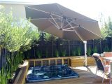 Cantilever Umbrella Deck Mount the Perfect Shade for A Pool Spa or Dining area is An Eclipse