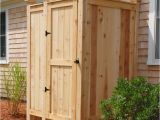 Cape Cod Outdoor Shower Enclosure Kit Outdoor Shower Enclosure Cedar Showers