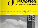 Captain Party Store Roanoke Va asa Phoenix May 1953 by Alpha Sigma Alpha sorority issuu