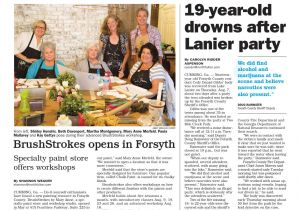 Captain Party Store Roanoke Va forsyth Herald August 13 2014 by Appen Media Group issuu